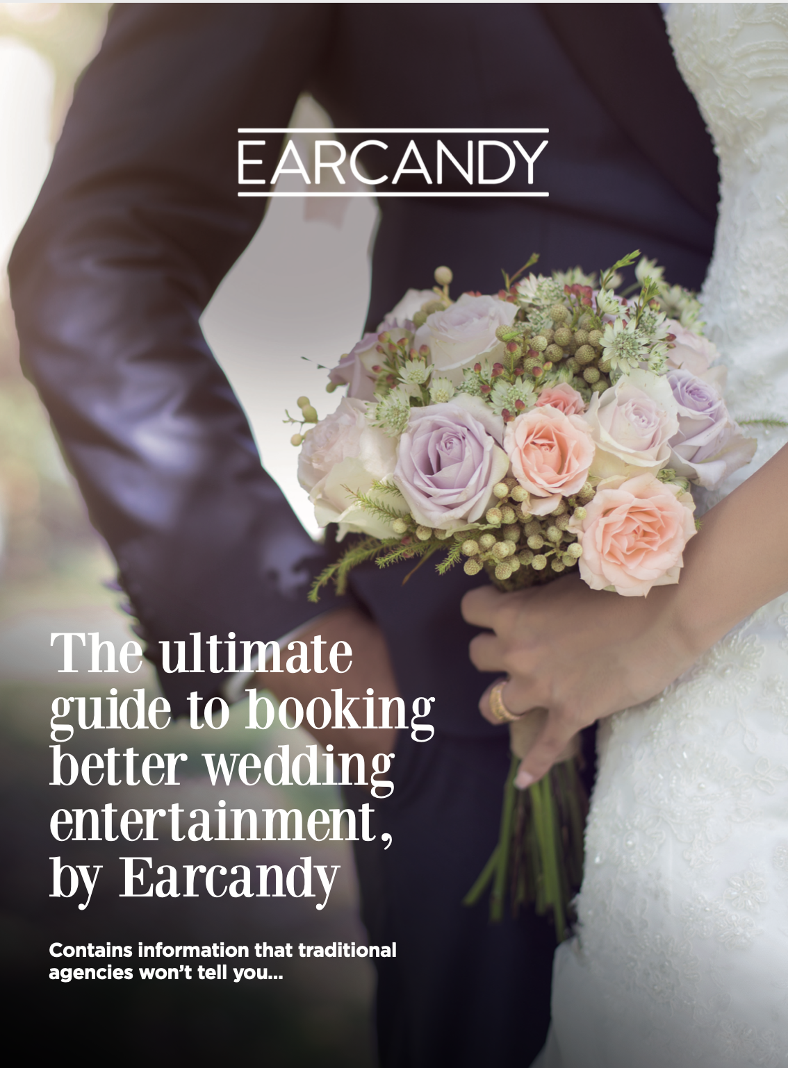 Earcandy guide to wedding entertainment